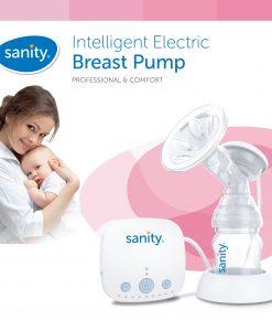 Máy hút sữa điện đơn Sanity AP-154AE