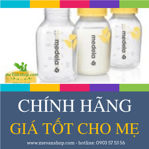 Bình trữ sữa medela 150ml