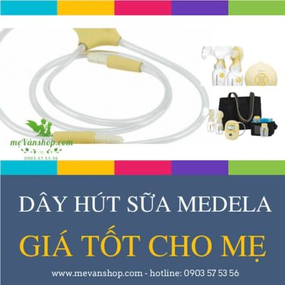 Ống dây hút sữa Medela Swing/Freestyle