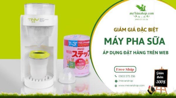 Máy pha sữa bột tự động
