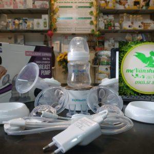 Bộ phụ kiện cho máy hút sữa Biohealth điện đôi